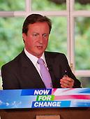David Cameron September Press