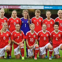 160819 Wales Women v Ireland