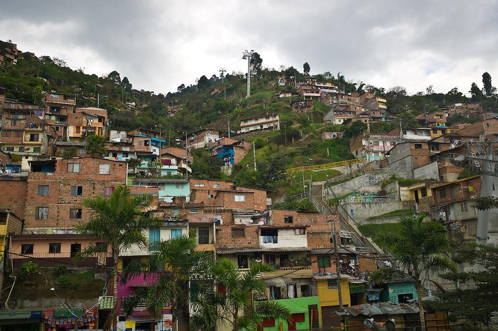 Santo Domingo Savio in Medellín, Colombia.