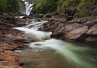 Big Falls in the Cayo district of Belize, Mountain Pine Ridge