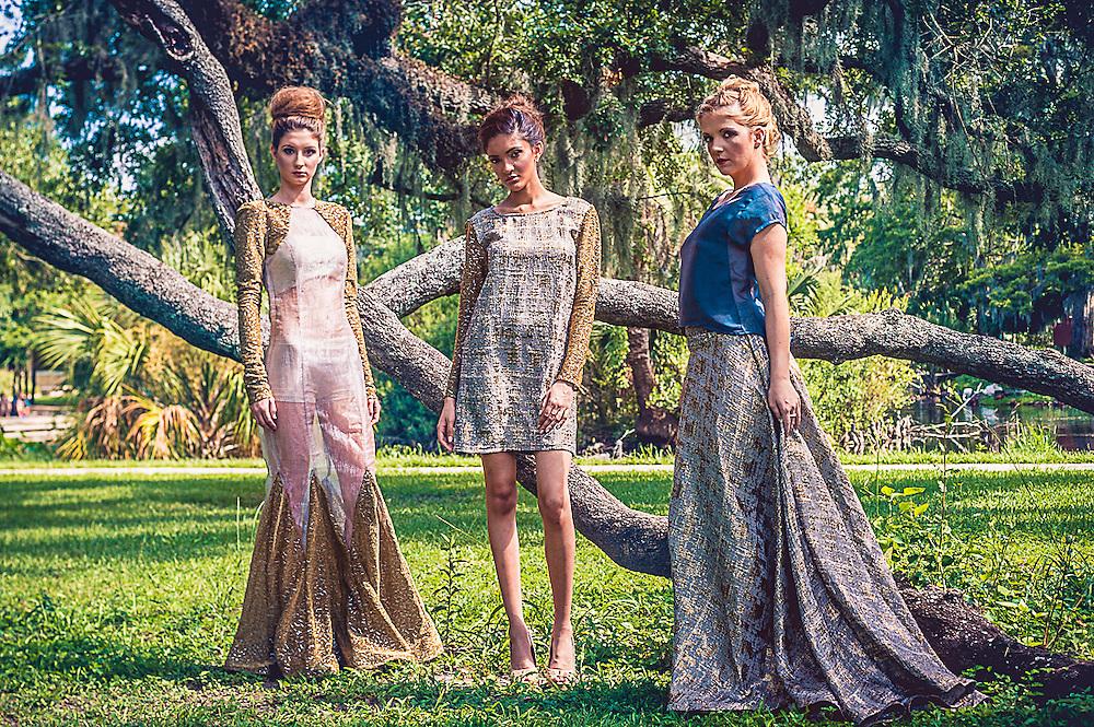 Fashion Designer Ashley Gunkel