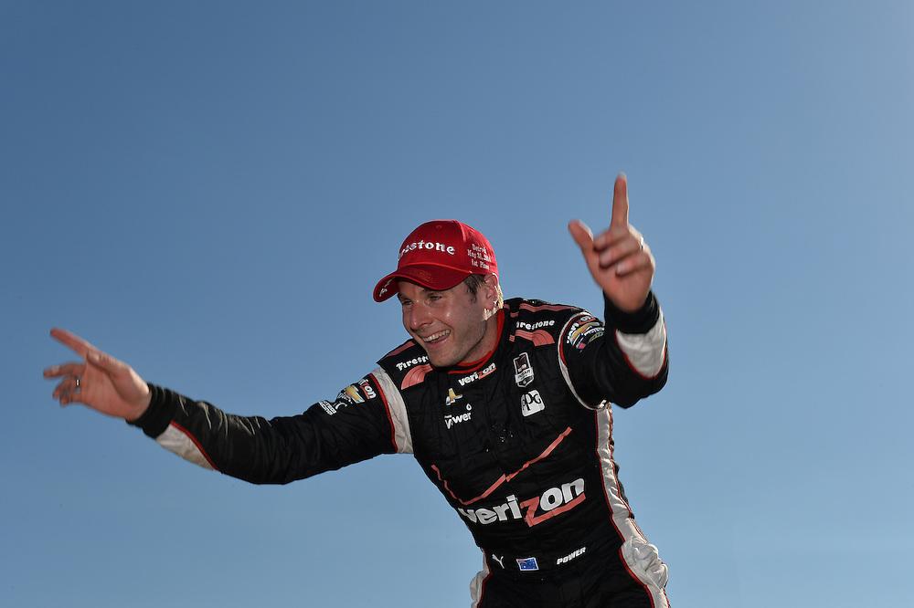 Will Power wins Duel #1, Raceway at Belle Isle Park, Detroit, MI USA 6/1/2014