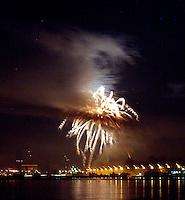 Nyttårsaften i Zadar, new years eave in Zadar