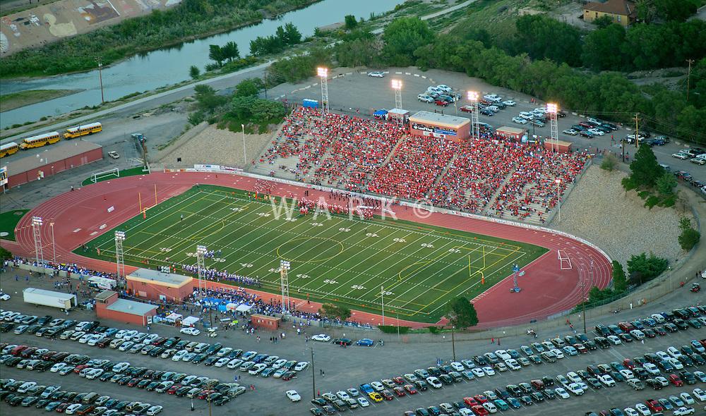 2013 Bell Game, Dutch Clark Stadium, Pueblo, Colorado. Sept 8, 2013