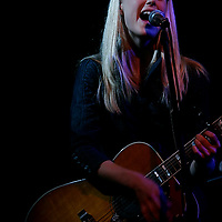Tina Dico performing at Joe's Pub on June 18, 2007