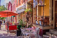 Restaurant, Main St, Irvington, NY