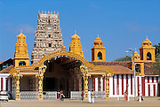 Nallur Kovil Jaffna. September 2002