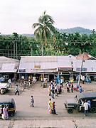 Diglipoor town, North Andaman Island