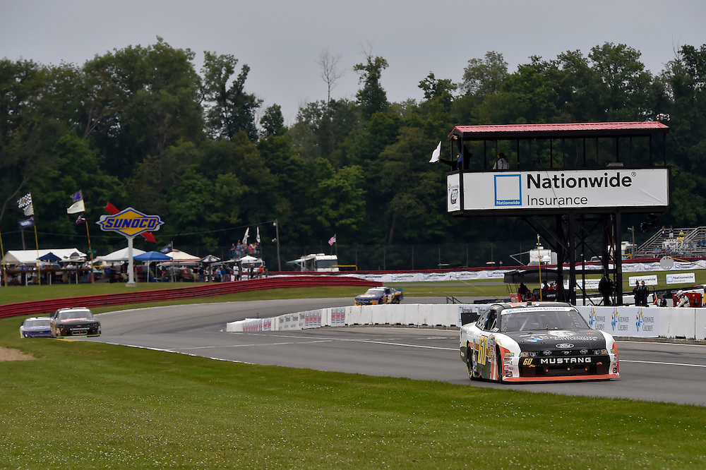 15-16 August, 2014, Lexington, Ohio USA<br /> Chris Buescher<br /> &copy;2014, Scott R LePage <br /> LAT Photo USA