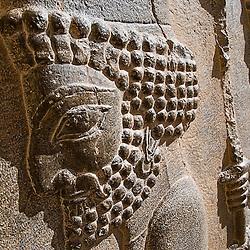Archaeological ruins of Persepolis. Iran, Asia.