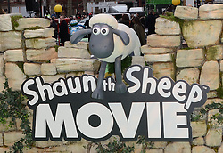 Shaun The Sheep Uk Premiere at Vue West End, Leicester Square, London on Sunday 25 January 2015