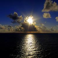 Caribbean Sunset.