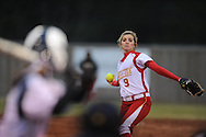 Lafayette High vs. Pontotoc softball at LHS in Oxford, Miss. on Tuesday, March 2, 2010.