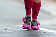 Runners run through Fair Oaks Village during the California International Marathon, Sunday, December 6, 2015.<br /> Brian Baer/Special to The Bee