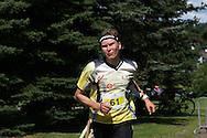 14.07.2009, Linnanpuisto, H?meenlinna..Fin5-Suunnistusviikko 2009, Puistosuunnistus - Miesten MM-katsastus..Antti Parjanne - Lynx.©Juha Tamminen