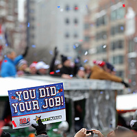 2015 Super Bowl Boston New England Patriots Parade