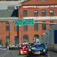 #68 TRG Porsche 911 GT3 Cup: Al Carter, Patrick Pilet