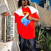 Dam Funk at SXSW for Red Bull