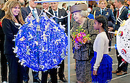 20-11-2014 - LEIDEN - Princess Beatrix of the Netherlands is Thursday November 20 the Day of the Rights of the Child, in the Highland Church in Leiden attended the Kinderrechtentop. This conference is organized by UNICEF Netherlands together with the Coalition on the occasion of the celebration of 25 years of children's rights. The Convention on the Rights of the Child was adopted on 20 November 1989 by the United Nations General Assembly. COPYRIGHT ROBIN UTRECHT