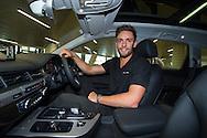 Audi Zagame Ambassador Jack Gunston