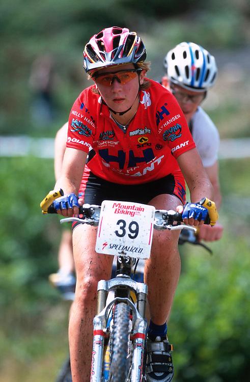 UK National mountainbike championships, Builth Wells, Wales.