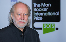 2015-05-19 Hungarian writer László Krasznahorka win Man Booker International Prize