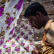 Bikaner Sari factories