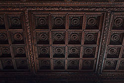 Ceiling of the Uffizi, Florence