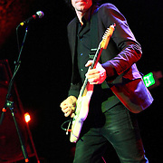 """Rich Good of The Psychedelic Furs performs on May 8, 2011 in support of the 30th Anniversary of """"Talk Talk Talk"""" at the Showbox Market in Seattle, Washington"""