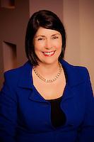 Portrait with Chief Judge Jan-Marie Doogue in Wellington, New Zealand.
