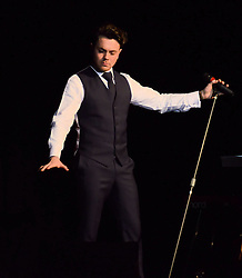 Ray Quinn in concert as part of his 'Dare To Dream Tour' at Wyllyotts Theatre, Darkes Lane, Potters Bar on Friday 13 March 2015