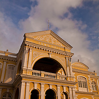 Town Hall Building, George Town, Penang, Malaysia