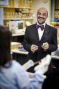 Westmead Children's Hospital Review Portraits. Professor John Christodoulou Head of Western Sydney Genetics.