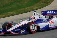 Helio Castroneves, Honda Indy Grand Prix of Alabama, Barber Motorsports Park, Birmingham, AL 04/01/12