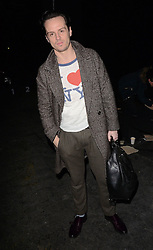 Andrew Scott attends LCM a/w 2015 Oliver Spencer Show  at The Old Sorting House, New Oxford Street,  London on Saturday 10 January 2015