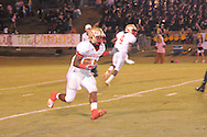 Lafayette High's D.K. Buford (2) vs. Pontotoc in Pontotoc, Miss. on Friday, September 21, 2012. Lafayette High won 41-6.