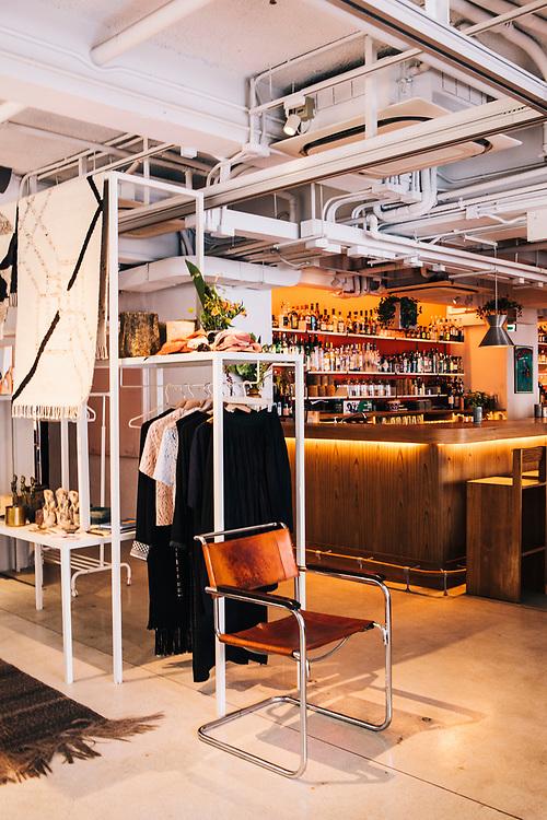 Retail space at Potato Head Hong Kong