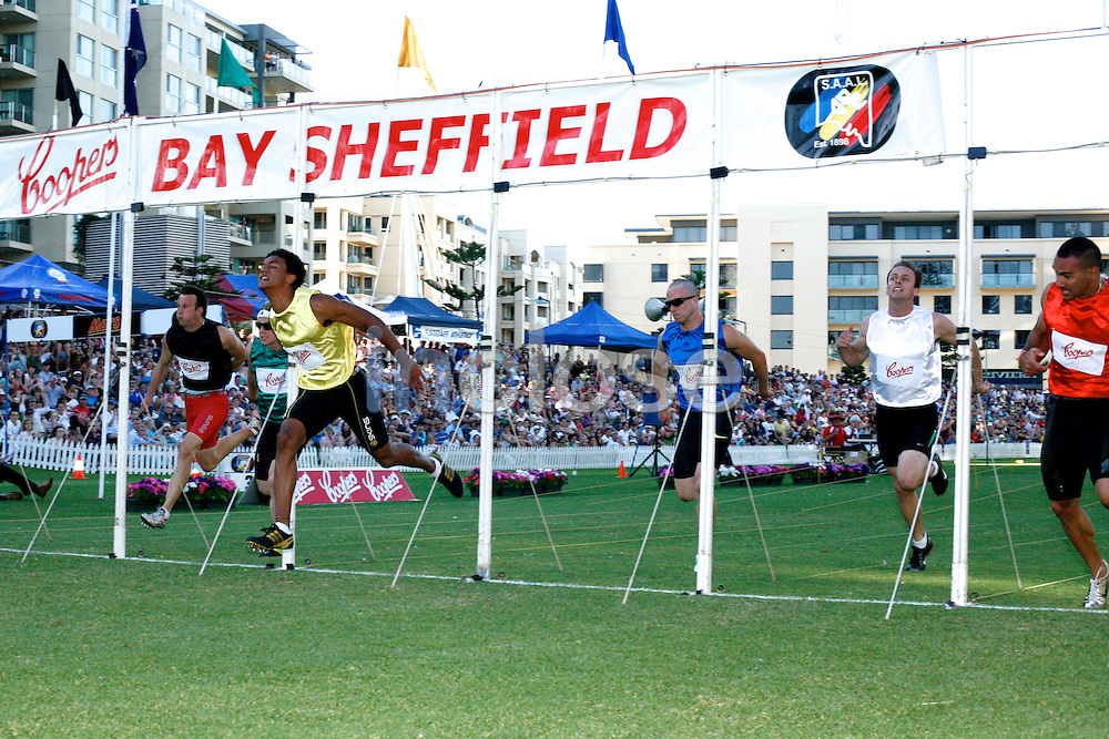 Action from the 2010 Bay Sheffield carnival.