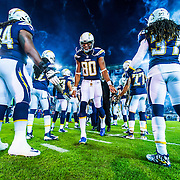 XXXXX during the NFL regular season game against the Chicago Bears and the San Diego Chargers on Monday Nov. 9, 2015 in San Diego. (Ric Tapia/NFL)