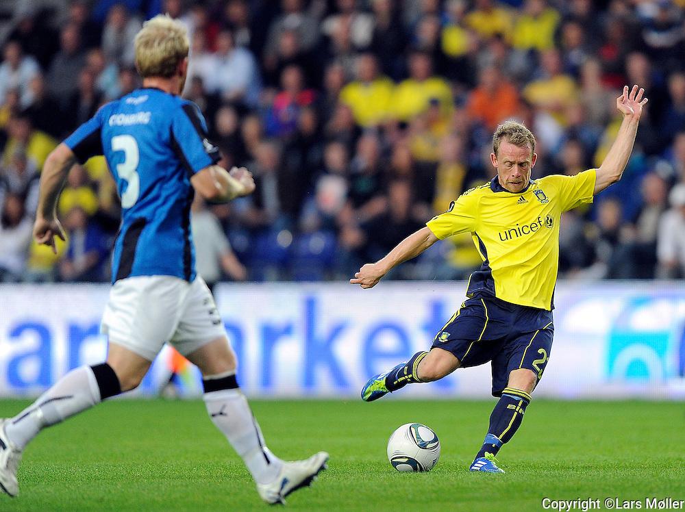 DK Caption:<br /> 20110911, Br&oslash;ndby, Danmark:<br /> Superliga fodbold, Br&oslash;ndby - HB K&oslash;ge:<br /> Michael Krohn-Dehli, BIF Br&oslash;ndby. scorer til 4-0<br /> Foto: Lars M&oslash;ller<br /> <br /> UK Caption:<br /> 20110911, Brondby, Denmark:<br /> Superleague football  Brondby - HB K&oslash;ge:<br /> Michael Krohn-Dehli, BIF Br&oslash;ndby. scorer til 4-0<br /> Photo: Lars Moeller