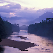 Wak Oya River, Sri Lanka