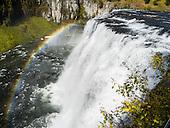 Idaho: Mesa Falls, Henrys Fork, Snake River