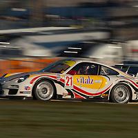 #21 Alegra Motorsports Porsche 911 GT3 Cup: Carlos De Quesada