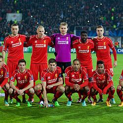 141126 Ludogorets v Liverpool