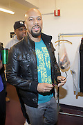 Common backstage at Metro PCS 5 Boro Tour featuring The Dream, Jasimine Sullivan and Common held at The Brooklyn Academy of Music(BAM) on March 10, 2009 in Brooklyn , NY..**Exclusive**