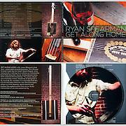 Ryan Spearman Album Artwork (design: Karl Eggers)