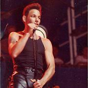 Robert Gordon , 1983 NYC