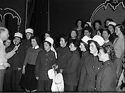 Mullingar Choral Society Production of 'Desert Song'.28/11/1956