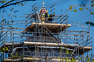 THE HAGUE - Palace Huis ten Bosch in The Hague, the new residence to be of the Dutch King and Queen.<br /> The renovation of the exterior, interieur, security and gardens are estimated for 59 million euro and will be ready end 2018, beginning 2019.  COPYRIGHT ROBIN UTRECHT<br /> 267/5000<br /> DEN HAAG - Paleis Huis ten Bosch in Den Haag, het nieuwe gebouw te zijn van de Nederlandse koning en de koningin.<br /> De renovatie van het exterieur, interieur, veiligheid en de tuinen zijn geschat voor 59 miljoen euro en zal klaar zijn eind 2018, begin 2019. COPYRIGHT ROBIN UTRECHT