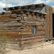 Ghost Town museum in Bouse, AZ